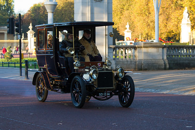 1904 - Talbot 12hp Brougham Body