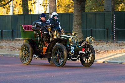 1903 - Renault 12hp Tonneau