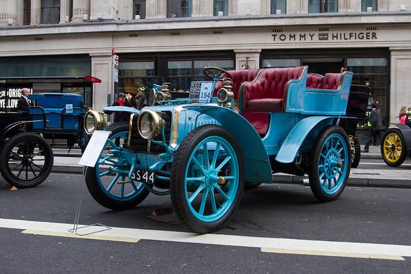 1902 Panhard et Levassor 12hp Brown Body