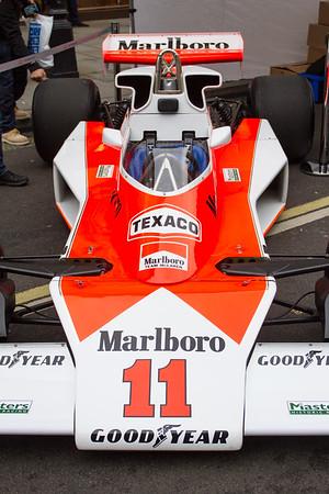 1976 - McLaren-Cosworth M23