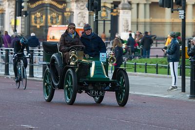 1902 - Renault 8hp Tonneau Body