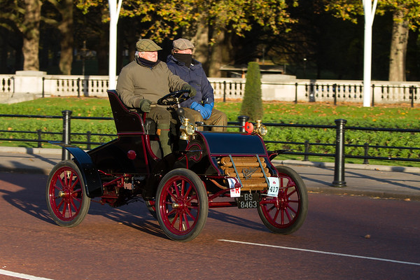 1904c - Cadillac 8hp Rear-entrance tonneau Body