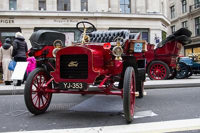 1904 - Ford 10hp Rear-entrance tonneau