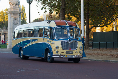 1956 - Bedford Duple SB