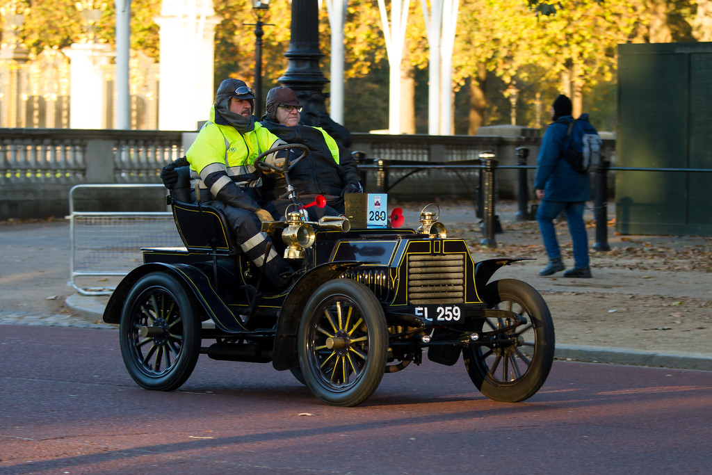 1904 - Siddeley 6hp Two-seater Body