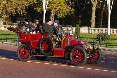 1905 - Renault 20hp Tonneau Body