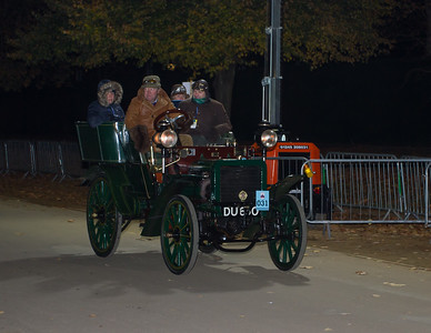 1899 - Daimler 8hp Wagonette
