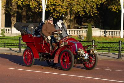 1905 - Renault 14hp Tourer Body