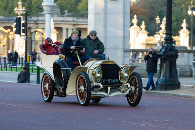 1903 - Mercedes 4hp Two-seater racing Body