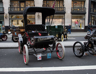 1903 Oldsmobile 5hp Runabout