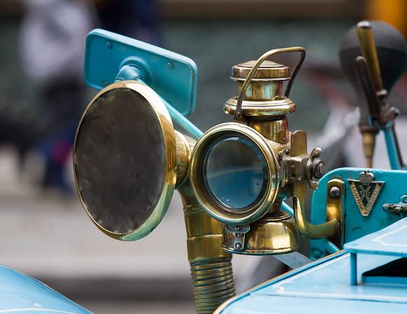 1902 - Panhard et Levassor 12hp Brown Body
