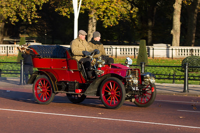 1905 - Sunbeam 12hp Tourer Body