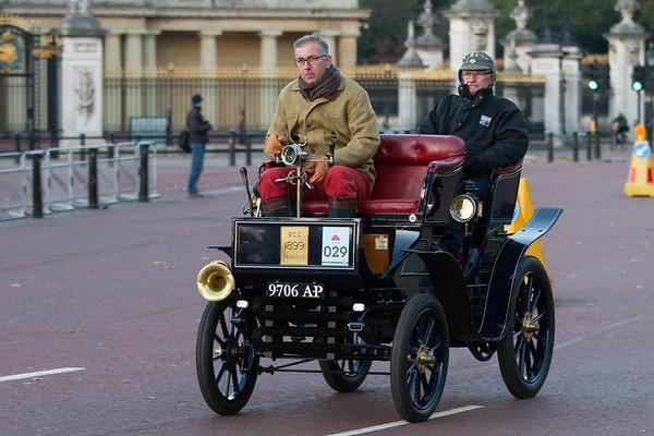 1899 - Peugeot 5hp Double-phaeton Body