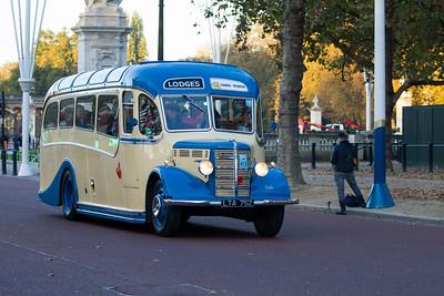 1950 - Bedford OB 'Toastrack'