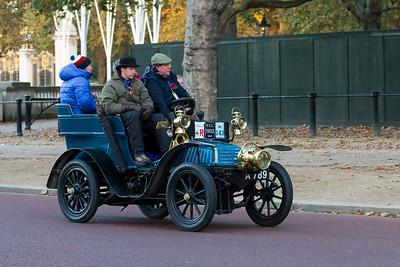 1902 - Benz 10hp Tonneau Body