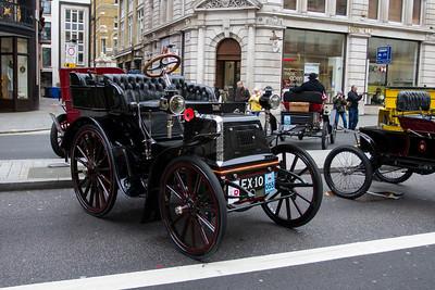 1900 - Daimler 6hp Tonneau Body