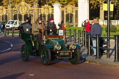 1904 - Talbot 11hp Two-seater Body