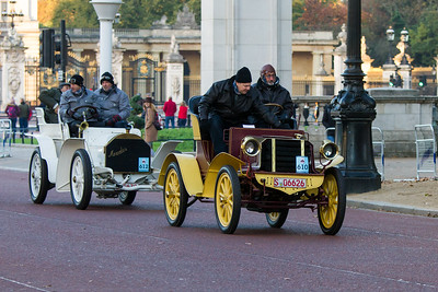 1901c - Benz Spider 10hp Tonneau Body (Eddie Jordan)