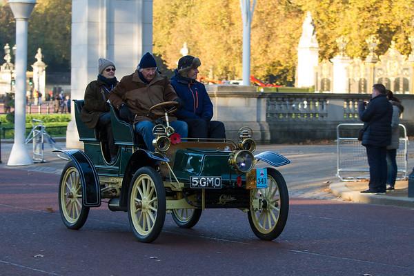 1904 - Cadillac 8.25hp Surrey Body