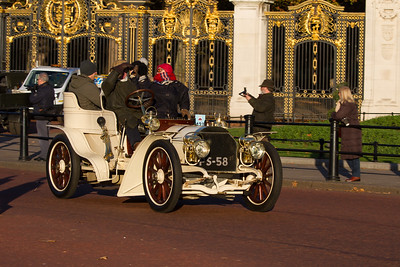 1903c - Mercedes 32hp Tonneau Body