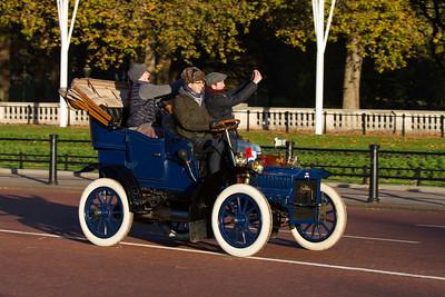 1905 - Cadillac 9hp Tourer Body