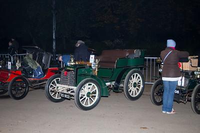 1901 - Panhard et Levassor 5hp Tonneau Body