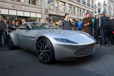 Aston Martin DB10 (James Bond Spectre Car)