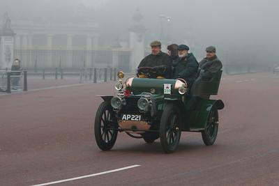 1903 - Daimler 14hp Tonneau Body