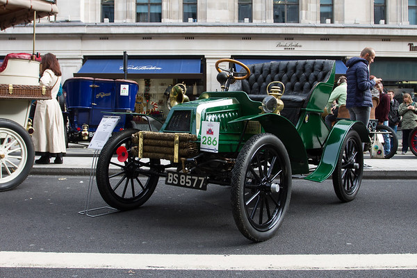 1904 - Pope-Tribune 6hp Two-seater Body