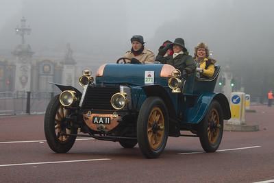 1903 - Daimler 22hp Tonneau Body