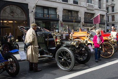 1903 - Panhard-Levassor 10hp Tonneau Body