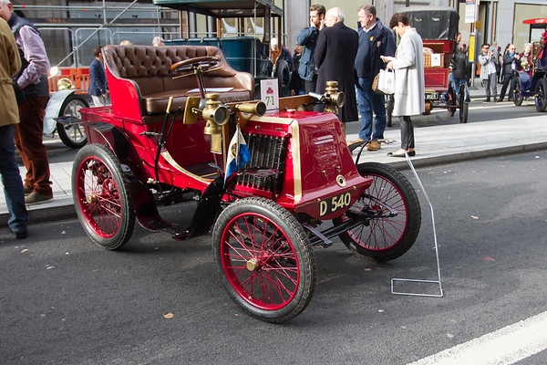 1901 - Renault 4.5hp Two-seater Body