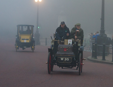 1897 - Daimler 4hp Tonneau Body