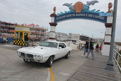 Wildwood Fall Boardwalk Classic Car Show RADPhotography - Wildwood car show