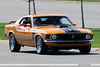 Grabber Orange 1970 Boss 302 Mustang Fastback