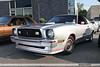 Silver 1978 Mustang II King Cobra