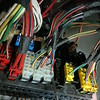 Modifying the wiring harness