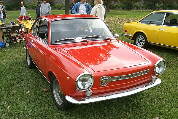 Fiat Abarth 1000 Coupe