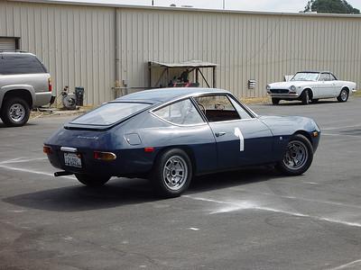 Lancia Fulvia Zagato