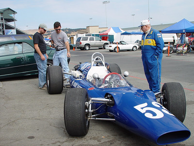 MG Indy Car