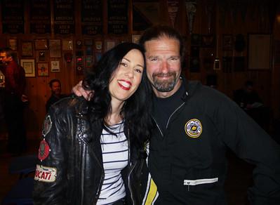 Katja and Justin