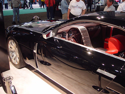 Lincoln MK9 concept car