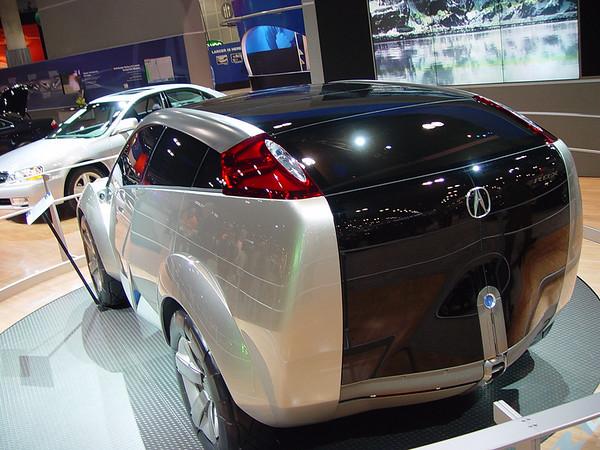 Honda RD-X concept car