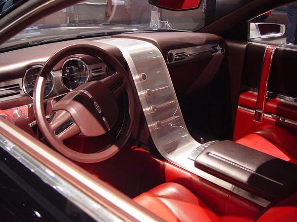 Lincoln MK9 concept car