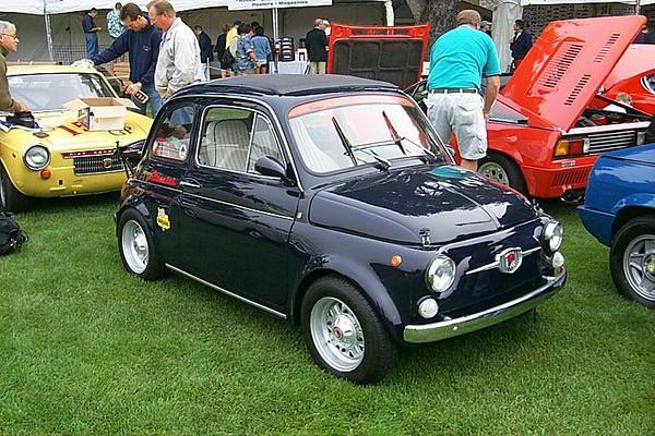 Fiat 500 SS