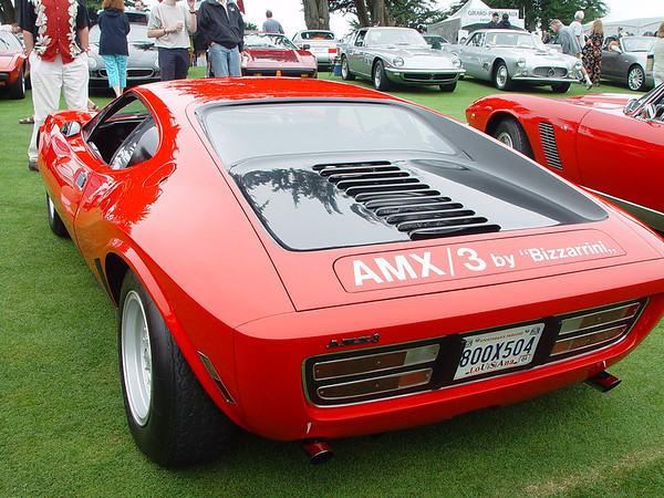 Amx /3 concept