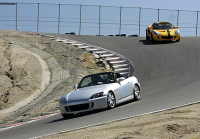 Honda S2000 Track Day, Laguna Seca