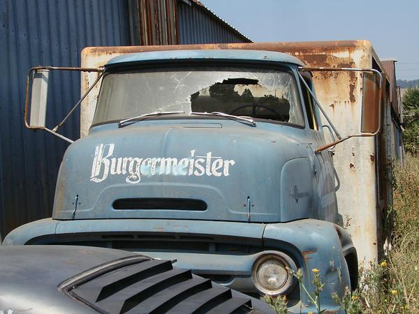 Duff's beer truck.