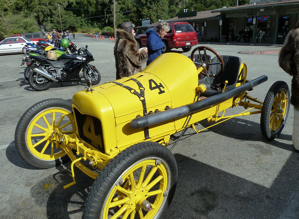 Model T Speedster at Alice's