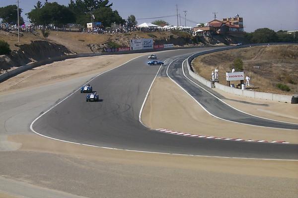 Spinning Corvette